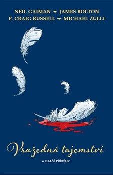 Obálka titulu Vražedná tajemství a další příběhy
