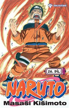 Obálka titulu Naruto 26: Odloučení