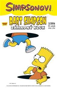 Bart Simpson 2/2016: Záhadný kluk