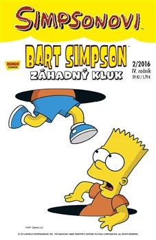 Obálka titulu Bart Simpson 2/2016: Záhadný kluk