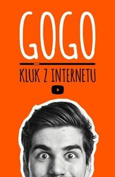 Obálka titulu Gogo, kluk z internetu