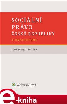 Obálka titulu Sociální právo České republiky