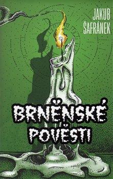 Obálka titulu Brněnské pověsti
