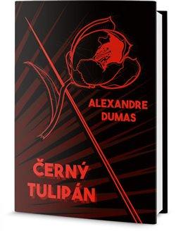 Obálka titulu Černý tulipán