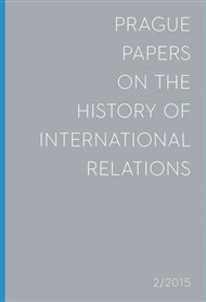 Prague Papers on the History of International Relations 2015/2
