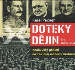 Obálka titulu Doteky dějin
