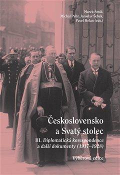Obálka titulu Československo a Svatý stolec III.