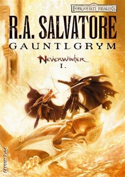 Obálka titulu Gauntlgrym - Neverwinter 1