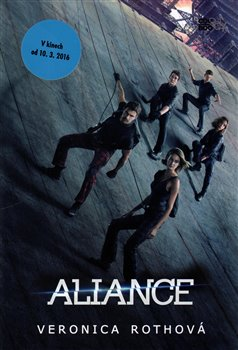 Obálka titulu Aliance - filmové vydání