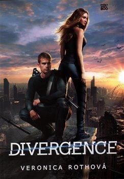 Obálka titulu Divergence - filmové vydání