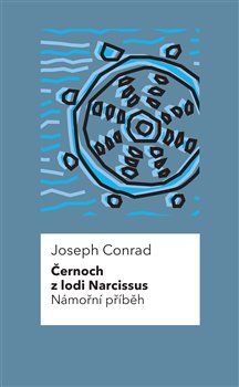 Obálka titulu Černoch z lodi Narcissus