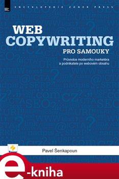 Obálka titulu Webcopywriting pro samouky