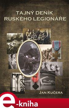 Obálka titulu Tajný deník ruského legionáře