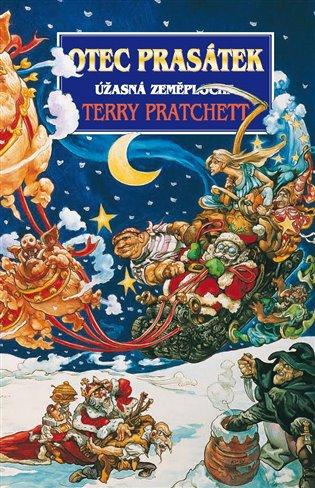 Otec prasátek:Úžasná Zeměplocha - Terry Pratchett | Booksquad.ink