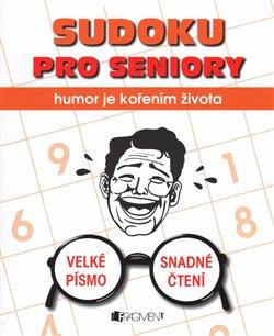 Obálka titulu Sudoku pro seniory – humor je kořením života