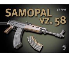 Obálka titulu Samopal vz. 58