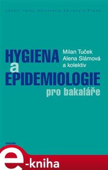 Obálka titulu Hygiena a epidemiologie pro bakaláře