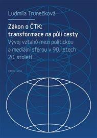 Zákon o ČTK: Transformace na půli cesty