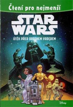 Obálka titulu Star Wars - Útěk před Darthem Vaderem