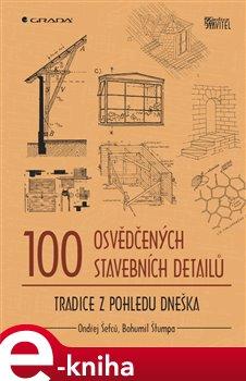 Obálka titulu 100 osvědčených stavebních detailů