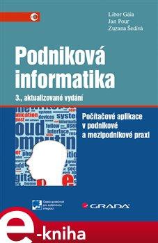 Obálka titulu Podniková informatika