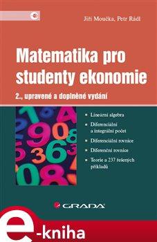 Obálka titulu Matematika pro studenty ekonomie