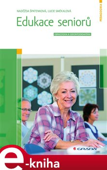 Obálka titulu Edukace seniorů