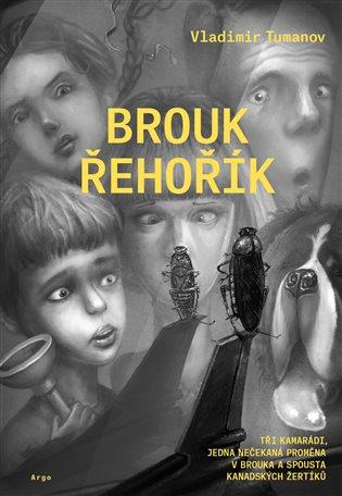 Brouk Řehořík - Vladimír Tumanov   Booksquad.ink