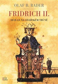 Obálka titulu Fridrich II.