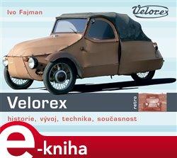 Obálka titulu Velorex