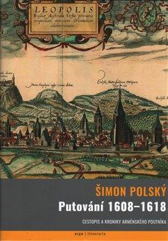 Obálka titulu Putování 1608-1618