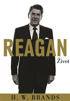 Obálka titulu Reagan