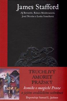 Obálka titulu Truchlivý amoret pražský