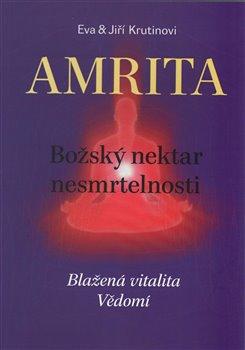 Obálka titulu Amrita