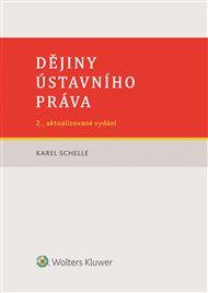 Dějiny ústavního práva - 2. vydání