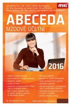 Obálka titulu Abeceda mzdové účetní 2016