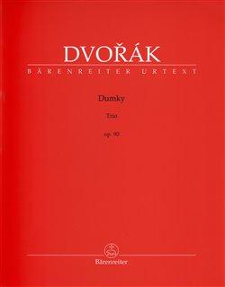 Obálka titulu Antonín Dvořák: Dumky