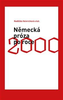 Obálka titulu Německá próza po roce 2000
