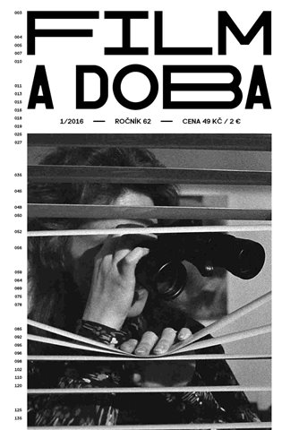 Film a doba 1/2016 - - | Booksquad.ink