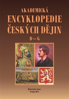 Obálka titulu Akademická encyklopedie českých dějin IV.