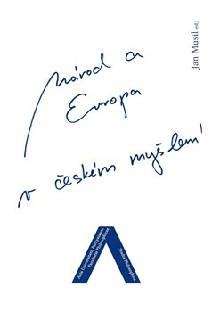 Obálka titulu Národ a Evropa v českém myšlení