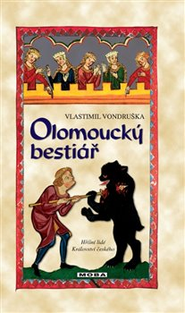 Obálka titulu Olomoucký bestiář