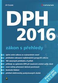 DPH 2016 – zákon s přehledy