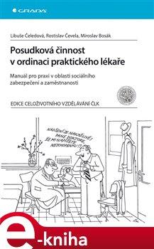 Obálka titulu Posudková činnost v ordinaci praktického lékaře