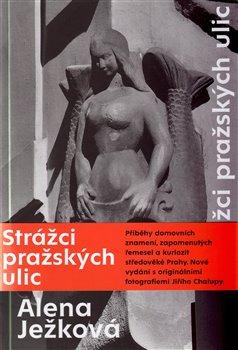 Obálka titulu Strážci pražských ulic