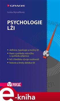 Obálka titulu Psychologie lži