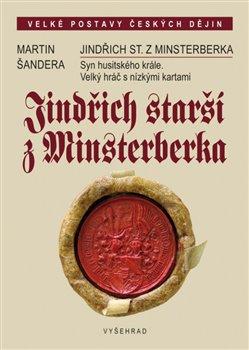 Obálka titulu Jindřich starší z Minsterberka