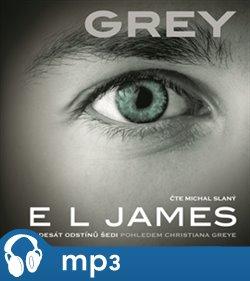 Obálka titulu Grey