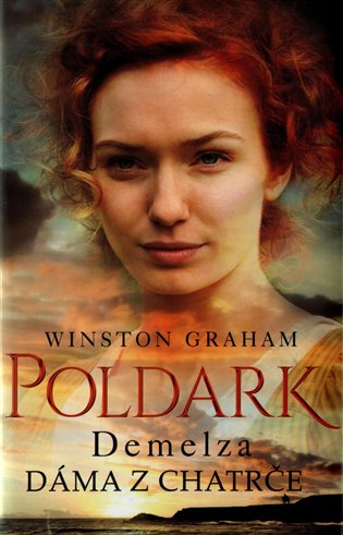 Demelza - Dáma z chatrče:Poldark - Winston Graham | Booksquad.ink