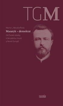 Obálka titulu Masaryk – demokrat